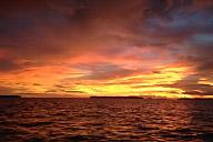 Solomons Sunset